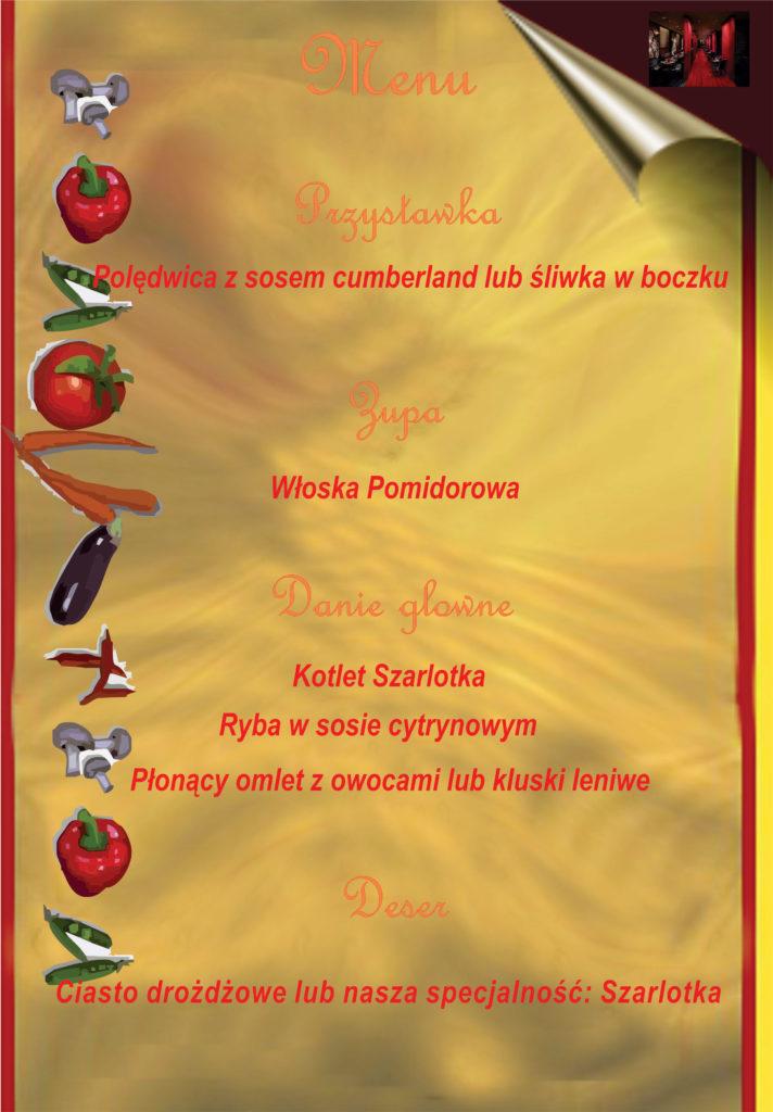 menu strona 2